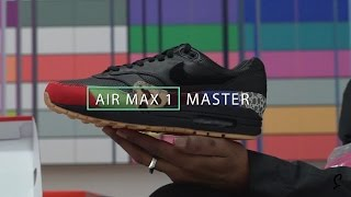The 11 RAREST Air Max 1's with Stevey Ryder - Nike Air Max 1 Master