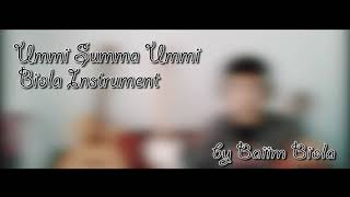 Ummi Summa Ummi - ( Violin Cover ) | By Baiim Biola