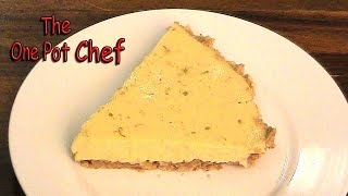 Key Lime Pie - Recipe
