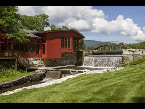 Iconic Mid-Century Contemporary Country Estate in Dorset,Vermont