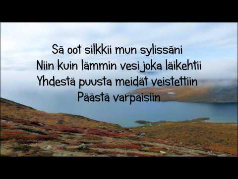Jukka Poika - Silkkii (lyrics)