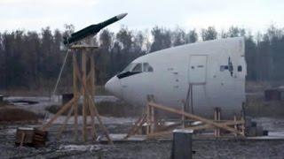 Модель катастрофы Boeing подтвердила, что он сбит с подконтрольной Украине территории