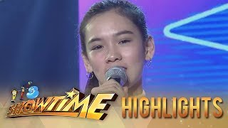 It's Showtime Miss Q & A: It's Showtime dancer's sweet message for Vice Ganda