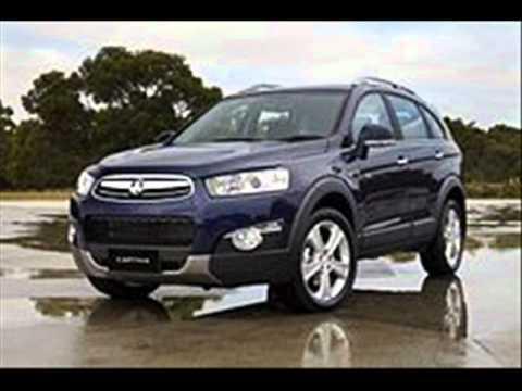 Car Companies Australia- Holden A-C