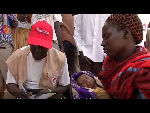 South Sudan: Helping the displaced stay in touch