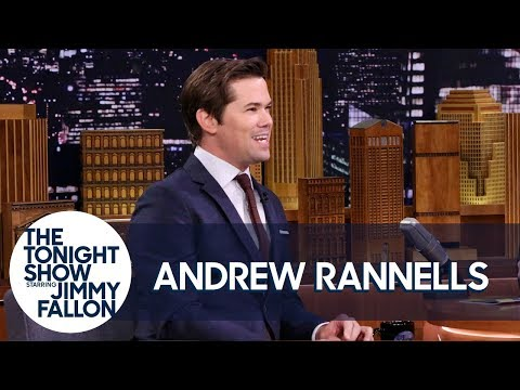 "Andrew Rannells Auditioned for Every Musical with ""Born to Run"""