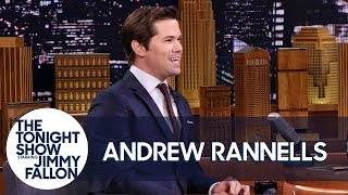 """Andrew Rannells Auditioned for Every Musical with """"Born to Run"""""""