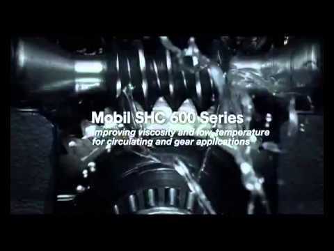 Mobil Industrial Lubricants Energy Saving Products Mobil SHC 600 Series and Mobil SHC Gear large