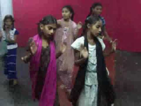 Oka divyamaina Sangathitho church of christ duddepudi.. sunday school Childerns dance song
