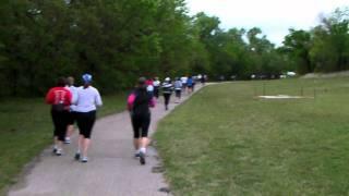 Johnstons Half Marathon: Wichita KS - Aliesa