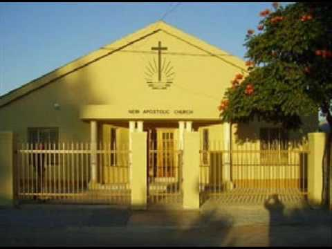 protestant cathedral... Gaborone, Botswana (Subsaharian Africa)