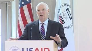 Senator Ben Cardin  at the USAID Small Business Conference