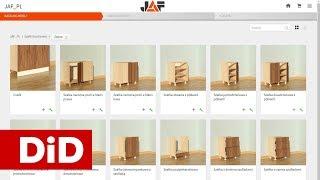 709. Konfigurator Mebli JAF - aplikacja On-Line