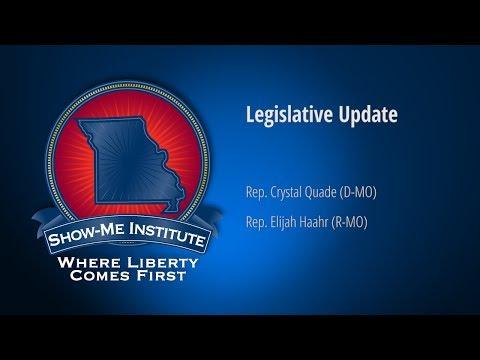 Springfield Policy Lunch: Legislative Update