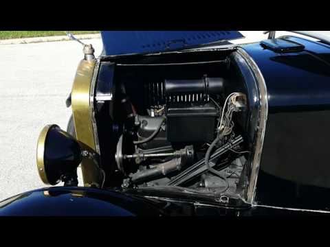 1927 Ford Model T running. Ebay No Reserve AUCTION