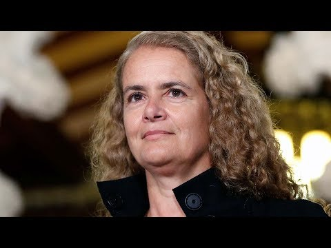 Julie Payette not sorry for climate change comments | P&P Power Lunch