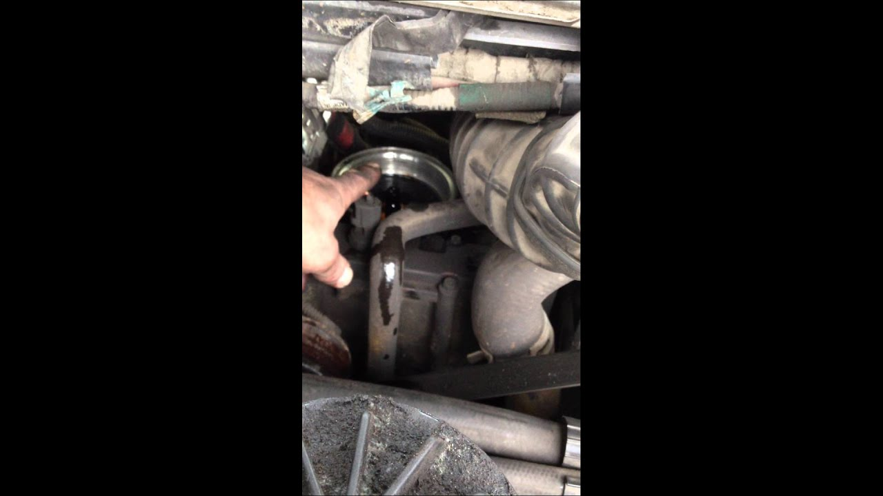 1999 e350 diesel fuel filter change pt4 youtube1999 e350 diesel fuel filter change pt4 [ 1280 x 720 Pixel ]