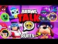 PERROS Y GATOS EN BRAWL STARS ¡¡REACCIÓN A LA BRAWL TALK!! | Alvaro845