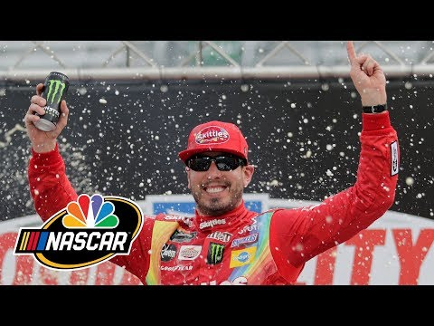 NASCAR Food City 500 in Bristol | EXTENDED HIGHLIGHTS | 4/7/19 | NBC Sports