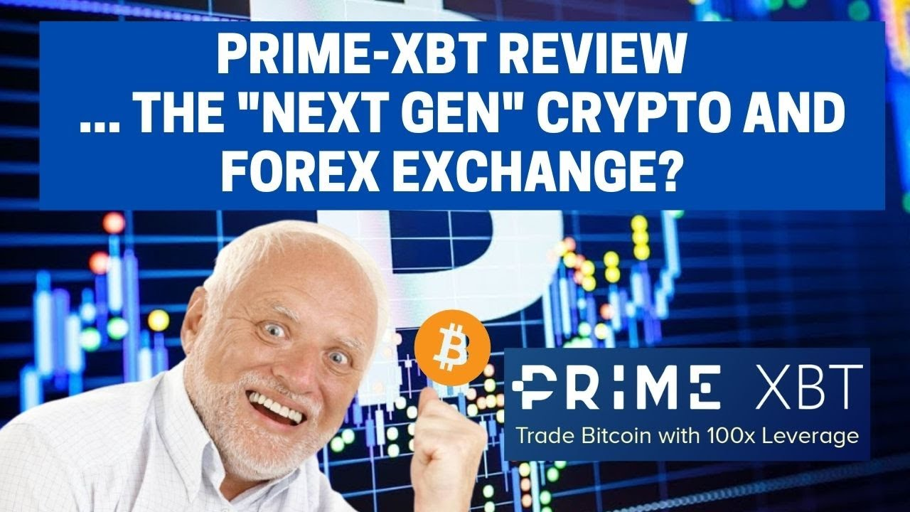 """PRIMEXBT REVIEW - THE """"NEXT GEN"""" CRYPTO EXCHANGE? - YouTube"""
