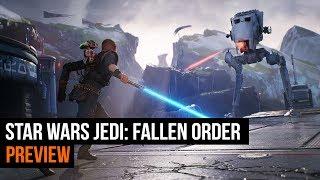 Star Wars Jedi: Fallen Order   PREVIEW