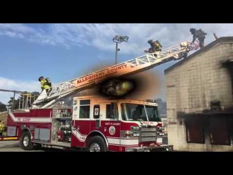 Pittsburgh Bureau of Fire Class 124