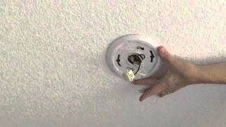 How to Check Expiration and Replace a Hard Wired Smoke Alarm