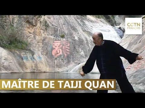 Zhang Xiulin - Un maître de taiji quan octogénaire