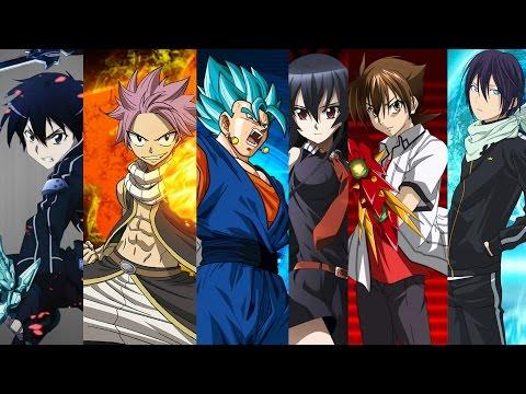 Anime Mix Amv Goya no Machiawase