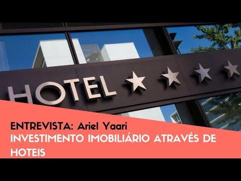 Investimentos em Hotéis nos Estados Unidos - Ariel Yaari