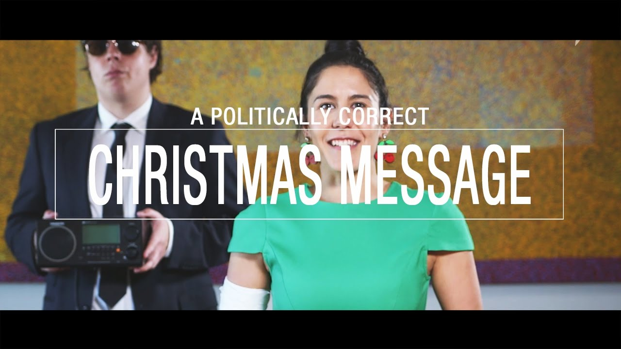 A Politically Correct Christmas Message From Jan Fran The Feed