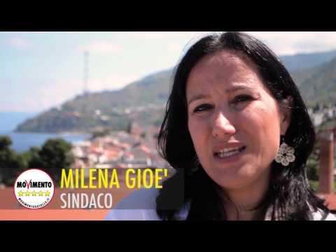 Presentazione Milena Gioè candidata sindaco di Villa San Giovanni per il MoVimento 5 Stelle