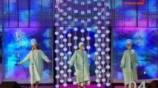 Поющие трусы - Пластический хирург(Live @ Новая волна 2010)