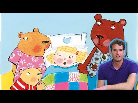 Baixar Goldilocks and the Three Bears | FairyTale for Children | Story Time