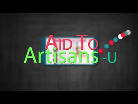 Welcome to Aid to Artisans U!