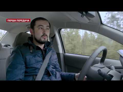 Ravon R4 Равон Р4  тест драйв от 'Первая передача' Украина
