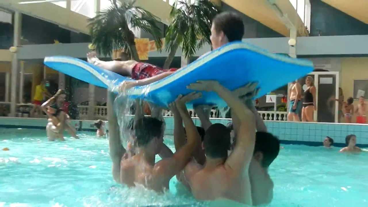 Zwembad Roompot Kamperland Renesse 2012 Youtube