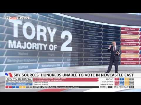 Sky News HD   UK General Election May 2010