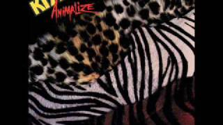 KISS - Animalize - Burn Bitch Burn