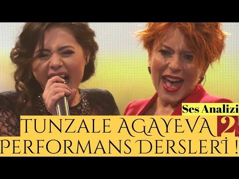Splendid Performance Lessons With Tunzale Agayeva