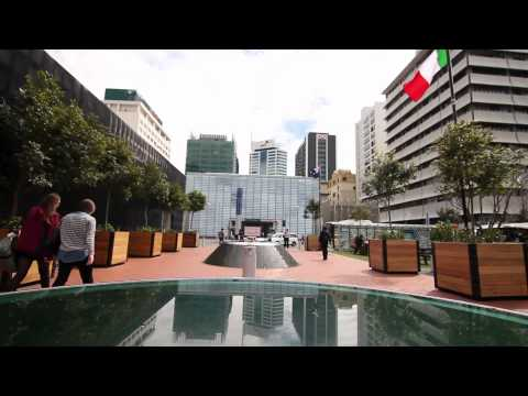 Andrew Mehrtens Presents Land Rover's guide to Auckland for the 2011 Rugby World Cup