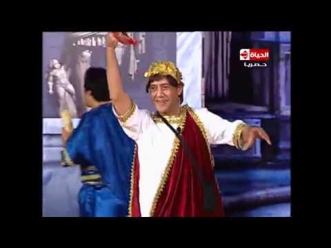 تياترو مصر - مسرحية ' لامؤاخذة يا تاريخ ' بتاريخ 14-3-2014