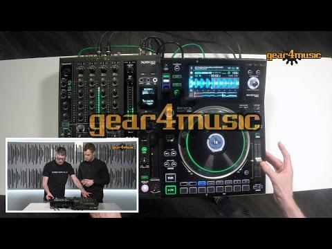 Denon DJ SC5000 Prime Media Player Demo