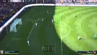 ESPAGNE vs PAYS DE GALLES 6-1 [PS4]