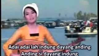 Adai-Adai by Fauziah Gambus (HQ Audio With Lirik)