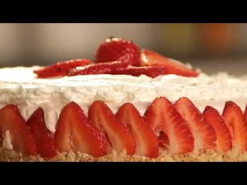 No-Bake Strawberry Cheesecake Supreme Recipe | PHILADELPHIA Cream Cheese