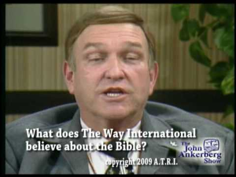 What does The Way International believe about the Bible?