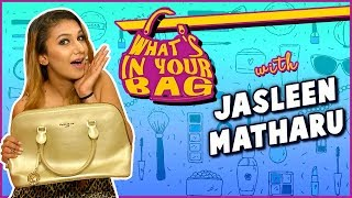 Jasleen Matharu's Handbag Secret Revealed | What's in Your Bag | Telly Masala