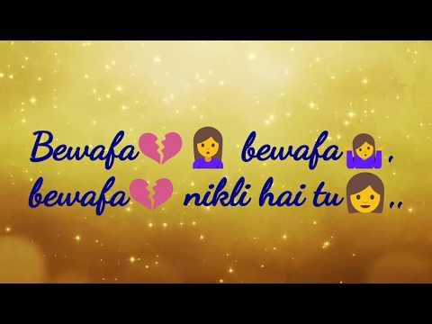 Bewafa Imran Khan | Reprise | WhatsApp Status..😘