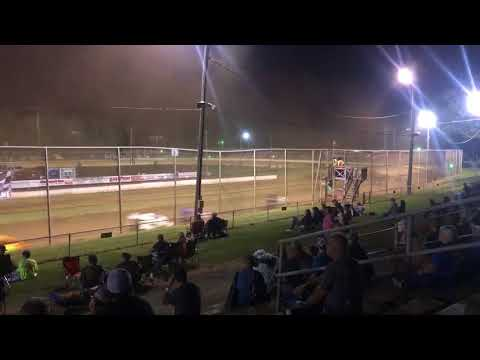 Mercer Raceway Park Mark Marcucci Tribute ModLite Feature Race